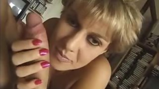 Astounding busty french slut sex soiree