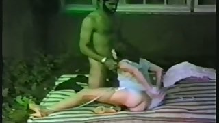 Vintage of a wife being trained by a big black cock bi-racial milf porn