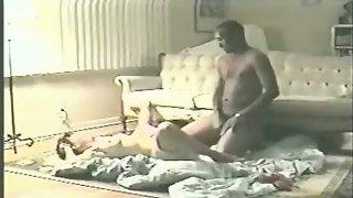 Amateur interracial wife taken like a fuckslut by a black bull stranger