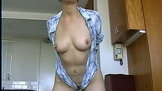 Standing anal invasion faux-cock