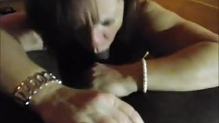 Nasty wife craving a ginormous black cock in her fuck holes