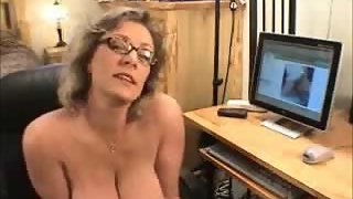 Found wife on computer looking at cocks