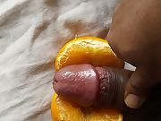 My orange plow vide,. please comment and say what else should i fuck
