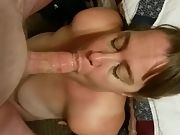 My beautiful and sexy wifey providing a fine blowjob